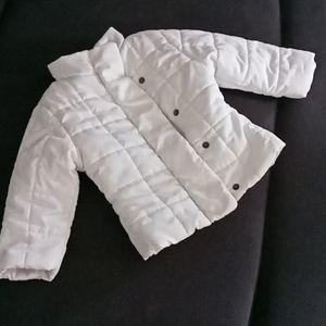 Pumpkin patch warm puffy winter jacket